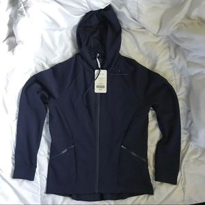 NWT Fabletics Navy Jacket